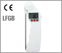 SP-E-57, digital thermometers