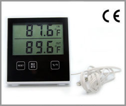 E-59C, Indoor or outdoor thermometer