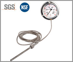 SP-J-21, Capillary thermometer
