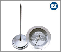 SP-B-4H, Soil thermometer