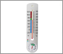 SP-L-28, Room thermometer & Hygrometer