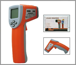 DT8580, Infrared thermometer