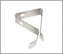 P18B66, Stainless steel clip