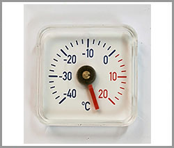 SP-X-57, Room Thermometer